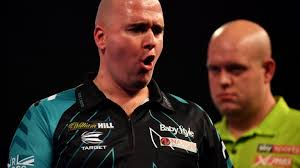 van Gerwen vs Cross